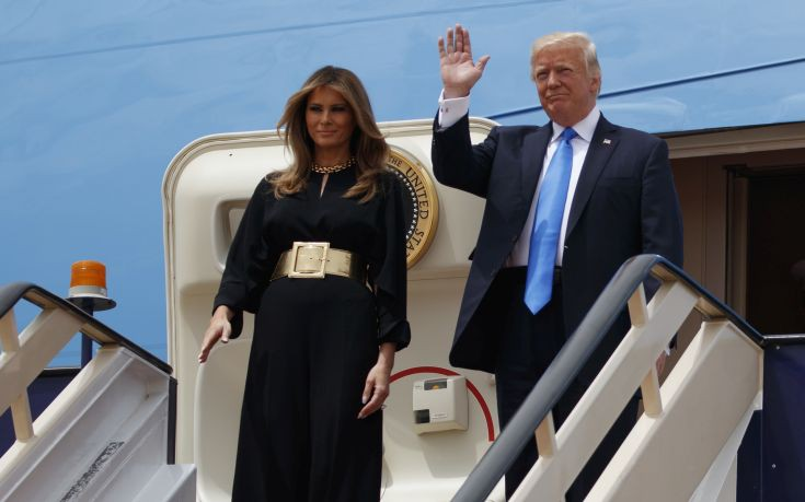 Τραμπ και Σ. Αραβία συμφωνούν σε επιθετική στάση κατά του Ιράν