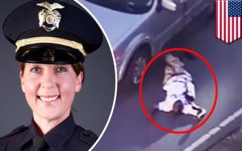 Αθώα λευκή αστυνομικός που σκότωσε Αφροαμερικανό στην Οκλαχόμα