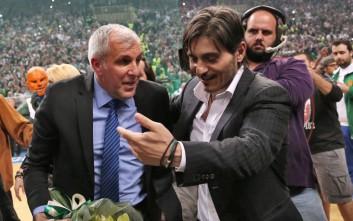 Τι έκανε ο Γιαννακόπουλος και έδιωξε τον Ομπράντοβιτς από τον Παναθηναϊκό