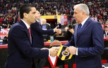 Οι δηλώσεις Σφαιρόπουλου και Ομπράντοβιτς πριν τη μεγάλη μάχη