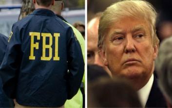 Απολύθηκε ο πράκτορας του FBI που προεκλογικά έστελνε μηνύματα κατά του Τραμπ