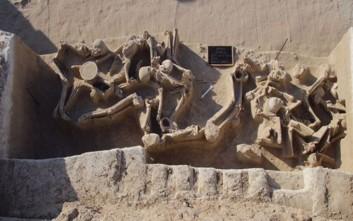 «Φως» σε μια από τις πιο σημαντικές νεκροπόλεις της Αττικής της αρχαϊκής περιόδου