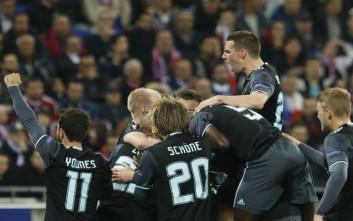 Ο τελικός του Europa League άρχισε νωρίς