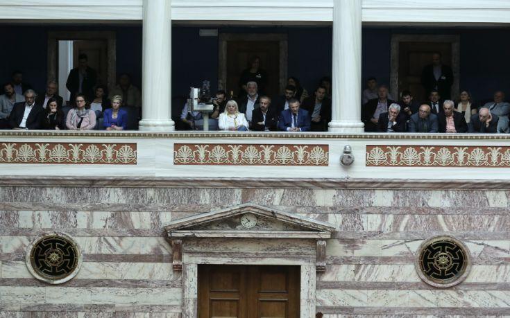 Η Βουλή τίμησε την ημέρα μνήμης της Γενοκτονίας των Ελλήνων του Πόντου
