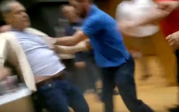 Το βίντεο με την αποβολή του Τζήμερου από το Περιφερειακό Συμβούλιο