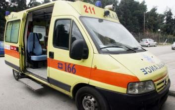 Σοκαριστικό ατύχημα στη Λάρισα, νεαρός τραυματίστηκε από γεωργικό μηχάνημα