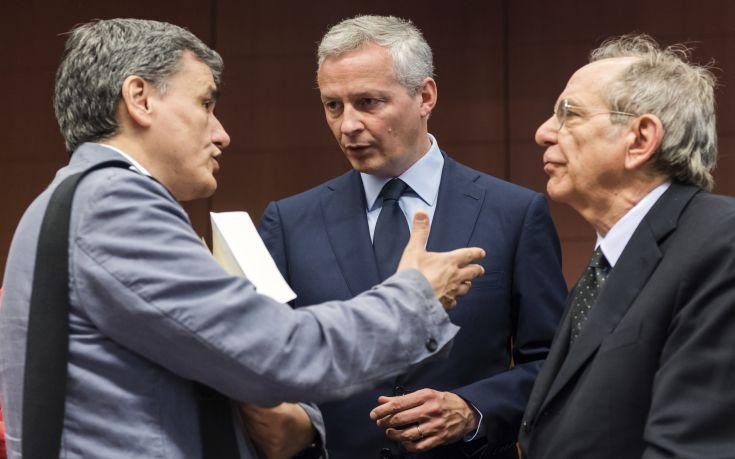Λεμέρ: Το Eurogroup πρέπει να καταλήξει σε μία συνολική συμφωνία