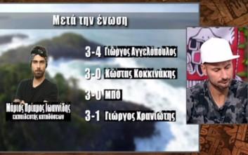 Ο Πάνος Αργιανίδης προβλέπει ποιος θα πάει στον τελικό του Survivor