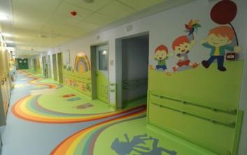 Ο ΟΠΑΠ αλλάζει την εικόνα των δύο νοσοκομείων παίδων