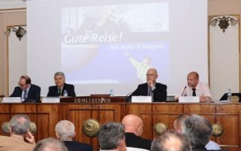 Η Fraport Greece παρουσιάζει το μέλλον του Αεροδρομίου «Ιωάννης Καποδίστριας»