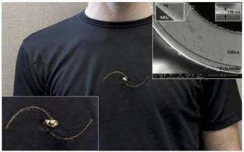 Δημιούργησαν «έξυπνο» μπλουζάκι που παρακολουθεί συνεχώς την αναπνοή