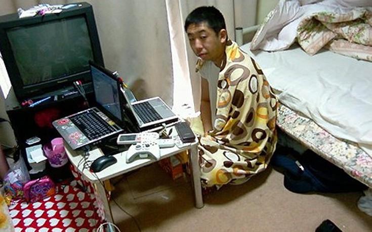 Γιατί δεν βγαίνουν από το σπίτι μισό εκατομμύριο Ιάπωνες