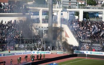 Να τιμωρηθεί από τη νέα σεζόν ο ΠΑΟΚ ζητάει ο Παναθηναϊκός