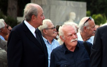 Γλέζος: Γιατί αποχαιρέτισα ιδιωτικά τον Κωνσταντίνο Μητσοτάκη