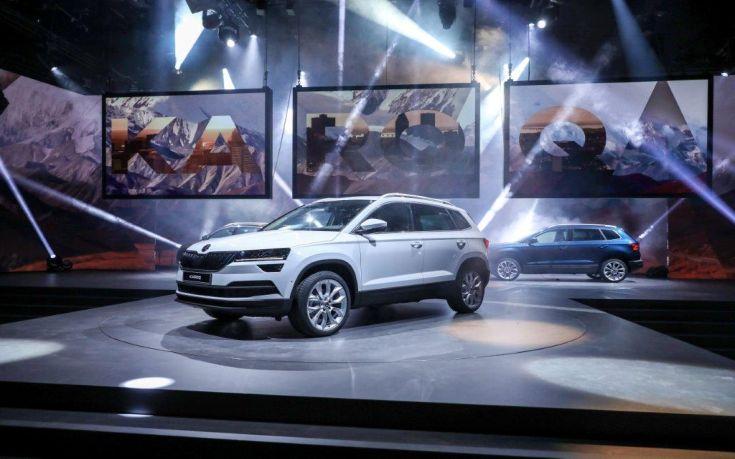 Το νέο Škoda Karoq που εντυπωσιάζει με τα στοιχεία από την τσέχικη παράδοση
