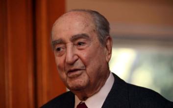 Μνημόσυνο για τα δύο χρόνια από τον θάνατο του Κωνσταντίνου Μητσοτάκη