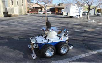 Αυτόνομο ρομπότ επιθεωρεί γέφυρες