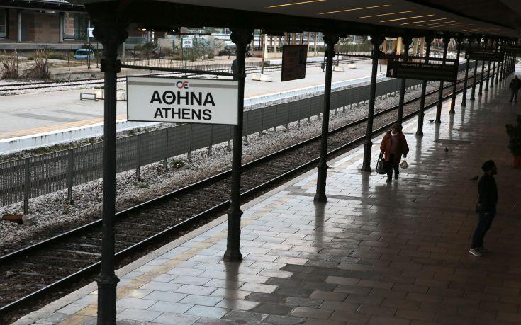 Στάσεις εργασίας Πέμπτη και Παρασκευή σε τρένα και Προαστιακό