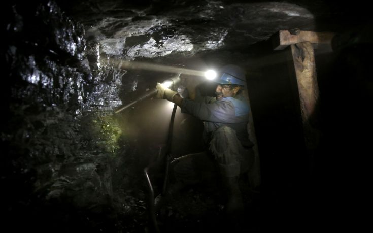 Παγιδευμένοι τουλάχιστον 70 ανθρακωρύχοι σε ορυχείο στο Ιράν