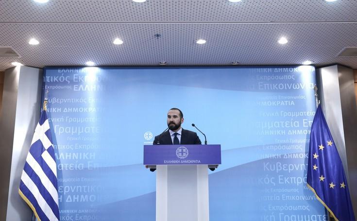 Τζανακόπουλος: Ο Μητσοτάκης στις 9 Ιανουαρίου μιλούσε για σύνθετη ονομασία των Σκοπίων