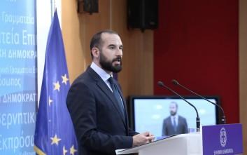 Τζανακόπουλος: Ο Τσακαλώτος θα οδηγήσει τη χώρα στην έξοδο από το Μνημόνιο