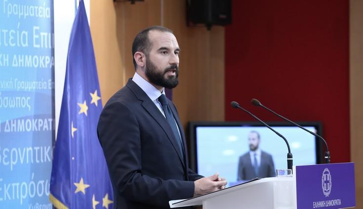 Τζανακόπουλος: Η οικονομία βρίσκεται σε φάση δυναμικής ανάκαμψης