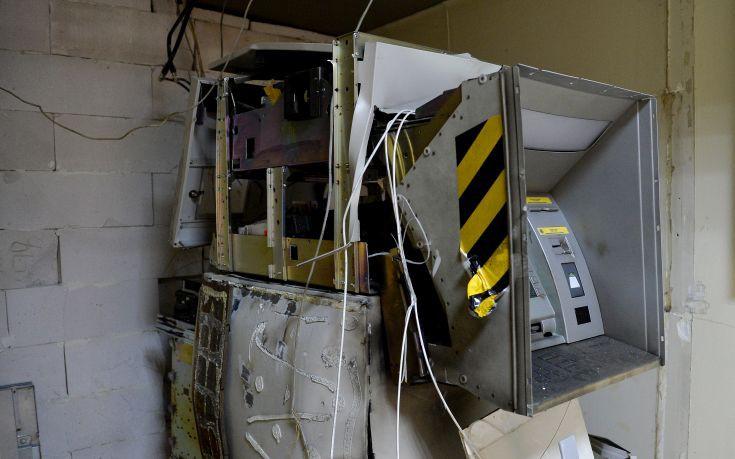 Έκρηξη σε ΑΤΜ τράπεζας στη Ρόδο