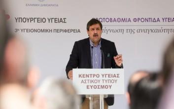 Ξανθός: Η Ελλάδα είναι υγειονομικά ασφαλής χώρα