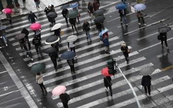 Άστατος ο καιρός την Κυριακή, σε ποιες περιοχές θα βρέξει