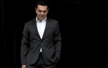 Συναντήσεις Τσίπρα - πολιτικών αρχηγών για το Eurogroup και το Κυπριακό