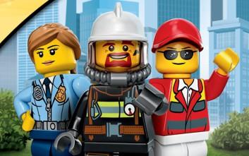 Ένας κόσμος γεμάτος από τουβλάκια LEGO στο The Mall Athens