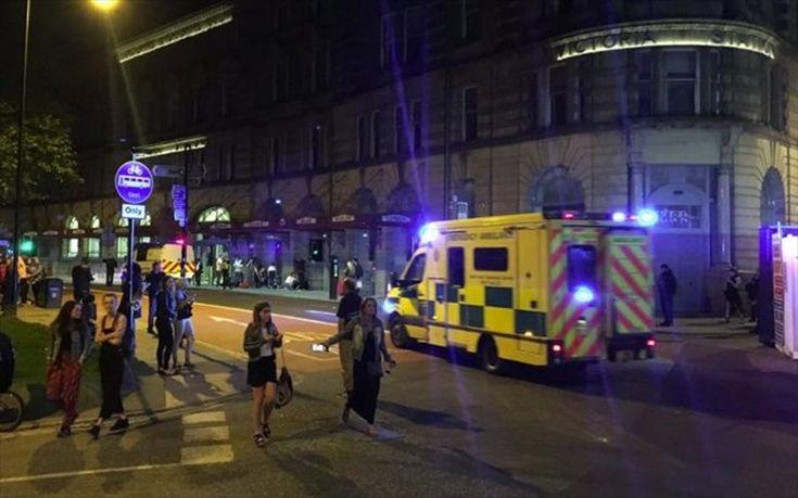 Τρομοκρατικό χτύπημα με τουλάχιστον 19 νεκρούς στο Μάντσεστερ