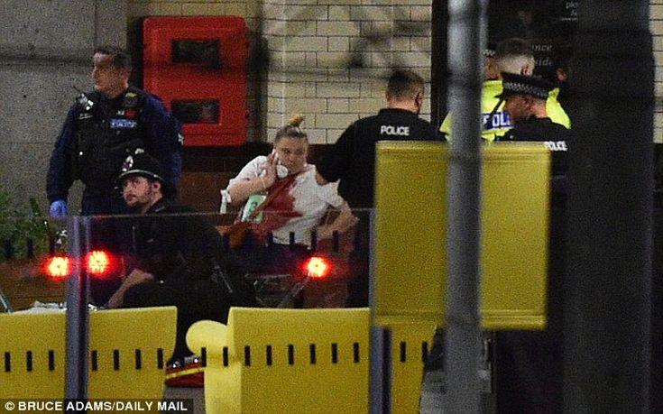 Μέι: Το περιστατικό αντιμετωπίζεται από την αστυνομία ως φρικτή τρομοκρατική επίθεση
