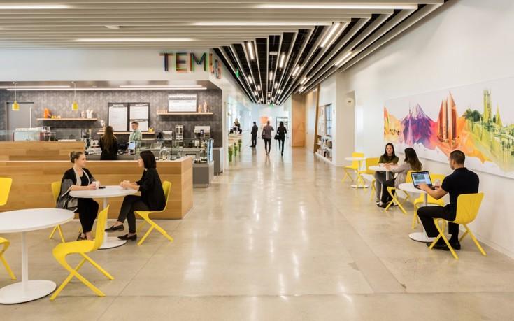 Μια ματιά στα γραφεία της Adobe στην Καλιφόρνια