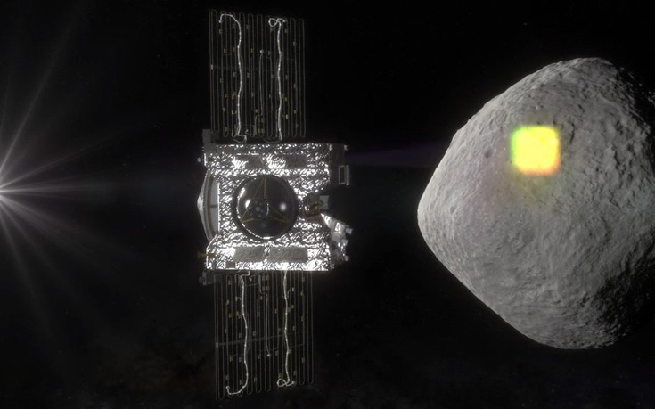 Η NASA και η αποστολή σε έναν αστεροειδή εντυπωσιακά πλούσιο σε μετάλλευμα