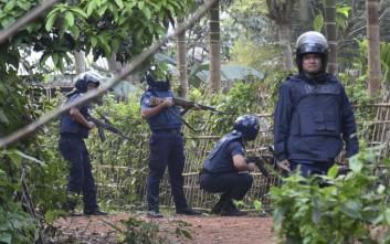 Πέντε νεκροί σε έφοδο της Αστυνομίας σε κρησφύγετο τρομοκρατών