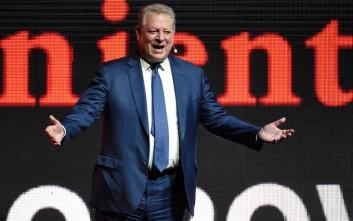 Στις Κάννες το νέο ντοκιμαντέρ του Αλ Γκορ