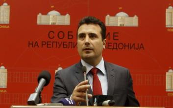 Ζάεφ: Ποτέ δεν υπήρχαν καλύτερες συνθήκες στη διαπραγμάτευση για το όνομα