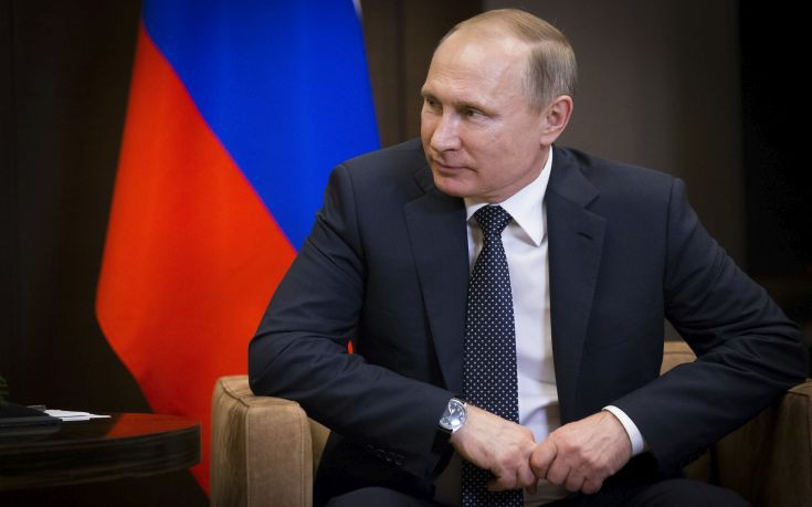 Πούτιν: Ο ρωσικός στρατός θα είναι ο απόλυτος ηγέτης στον κόσμο
