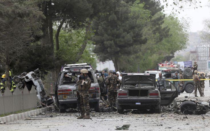 Διπλή φονική έκρηξη στο Αφγανιστάν