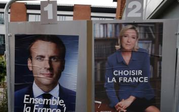 Εκλογή Προέδρου στη Γαλλία στη σκιά της γιγαντιαίας κυβερνοεπίθεσης