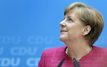 Αύξησαν το προβάδισμά τους οι Συντηρητικοί της Μέρκελ
