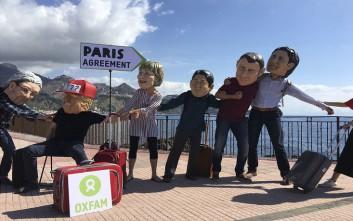 Τα πάνω-κάτω στην Σύνοδο των G7 στην Σικελία