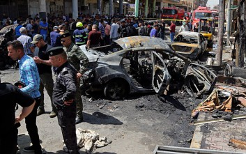 Στους 30 οι νεκροί από τις δύο βομβιστικές επιθέσεις στη Βαγδάτη
