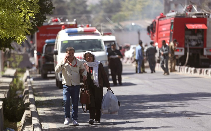 Τουλάχιστον 20 νεκροί από έκρηξη στο Αφγανιστάν