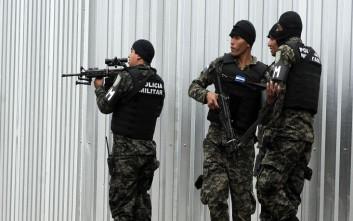 Μαζική απόδραση από φυλακή της Ονδούρας