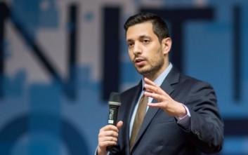 Ο Κυρανάκης παραδίδει την προεδρία της Νεολαίας του ΕΛΚ