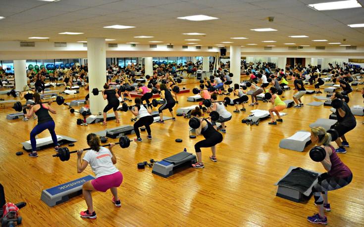Το 3ο Holmes Place Fitness Festival by Power Health έρχεται 26 με 28 Μαΐου