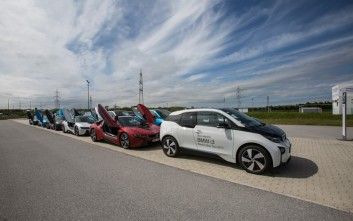 Ηλεκτροκίνητες βόλτες στην πανέμορφη Βιέννη με το BMW Electric Now