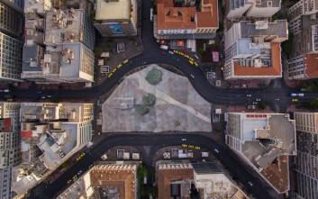Η μεταμόρφωση της πιο γνωστής πλατείας της Ελλάδας